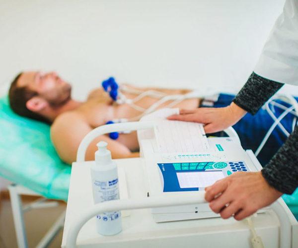 Elektrokardiografiya (EKG)