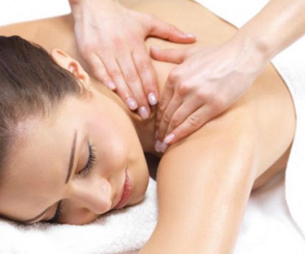 Tibbiy massaj